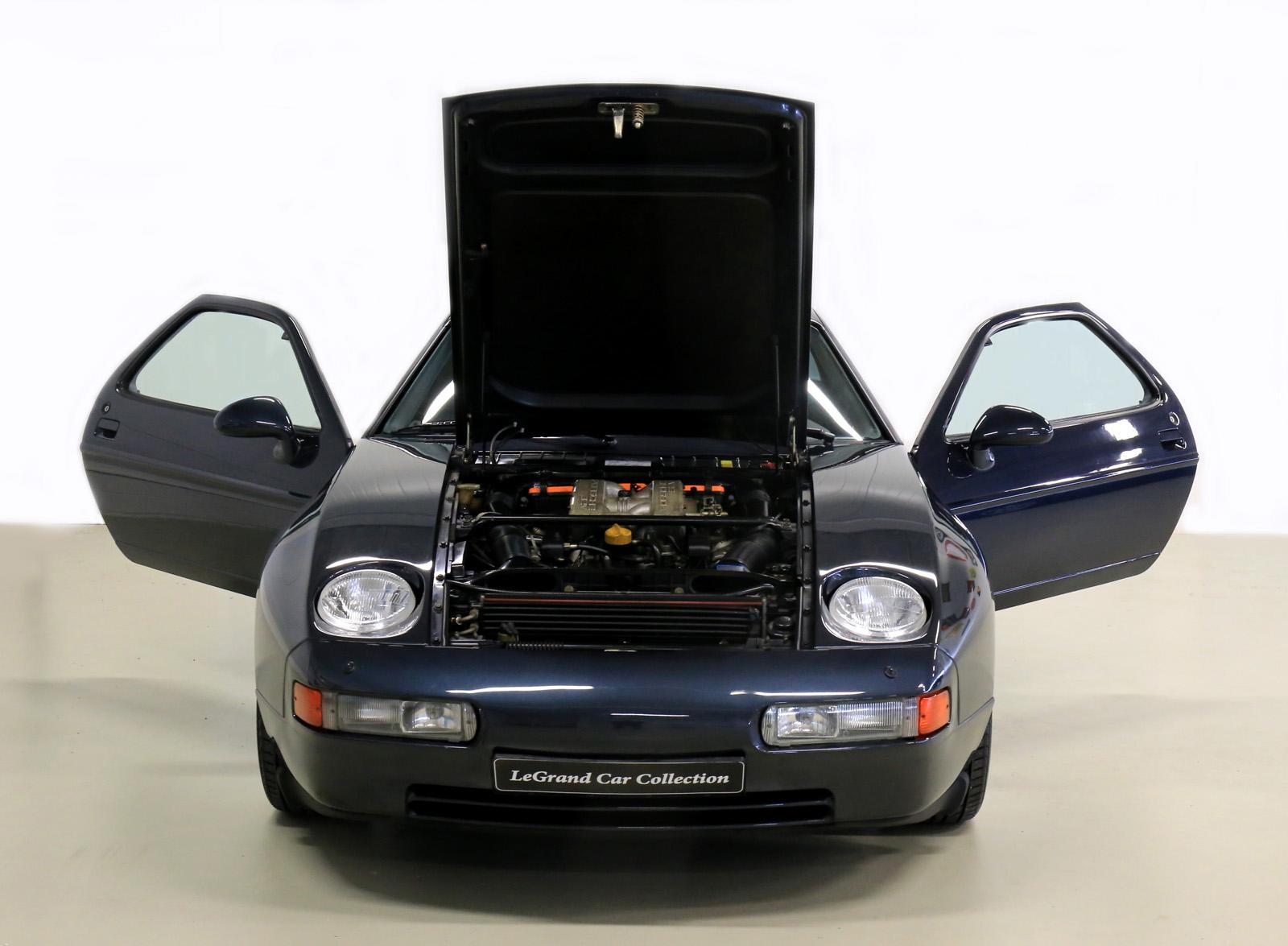 Porsche 928 Stoelen.Porsche 928 S4 Legrand Car Collection