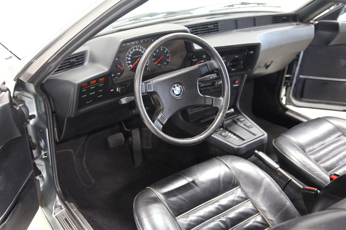 Bmw 635 csi automatic verkocht legrand car collection for Interieur 635 csi